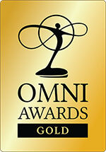 Omni Awards Gold Badge