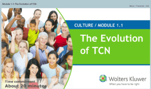 The Evolution of TCN